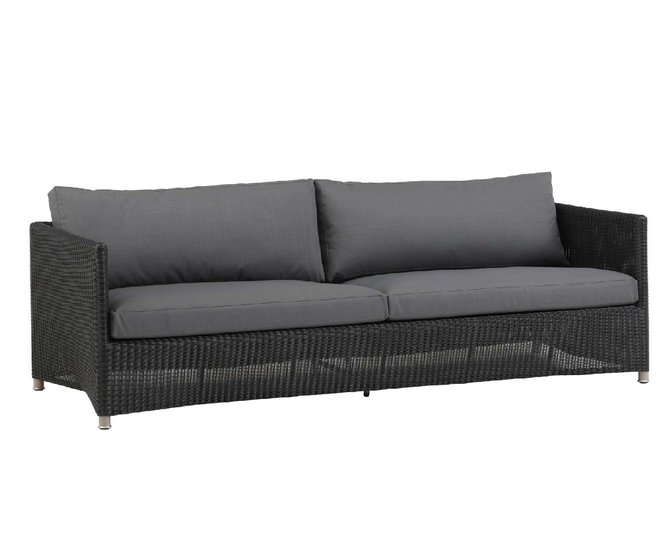 Diamond 3-seater sofa