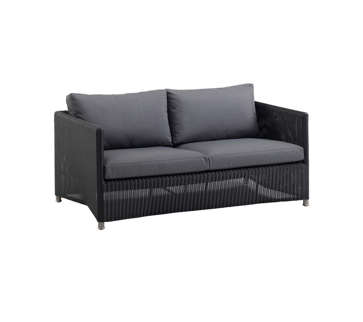 Diamond 2-seater sofa