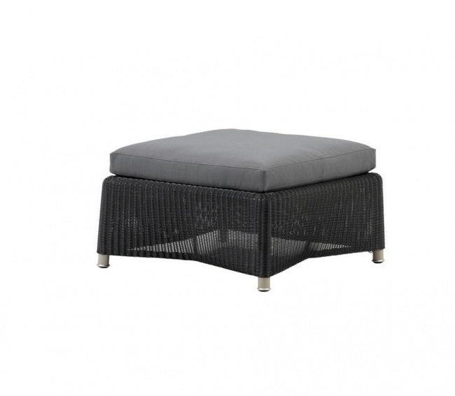 Diamond footstool