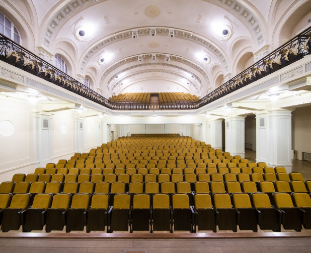 Lithuanian National Philharmonic Hall, Vilnius